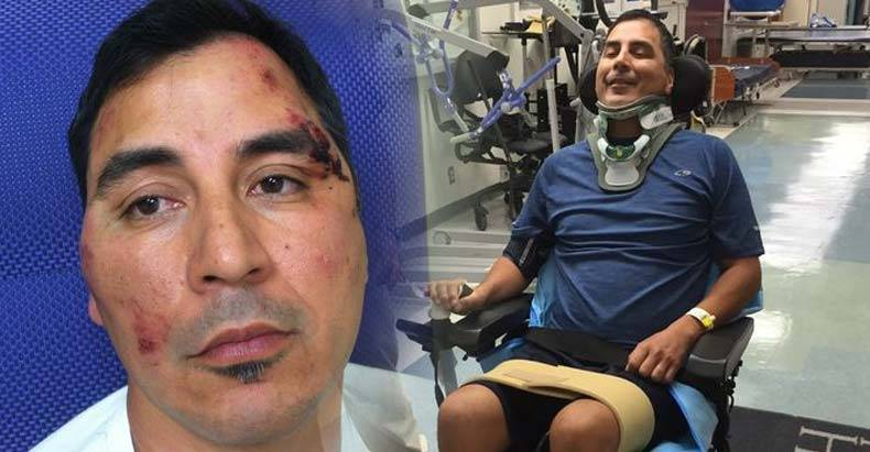 carlos-roger-Innocent-Dad-Left-Paralyzed-After-Cops-Mistook-Him-for-a-Criminal-and-Beat-Him-to-a-Pulp