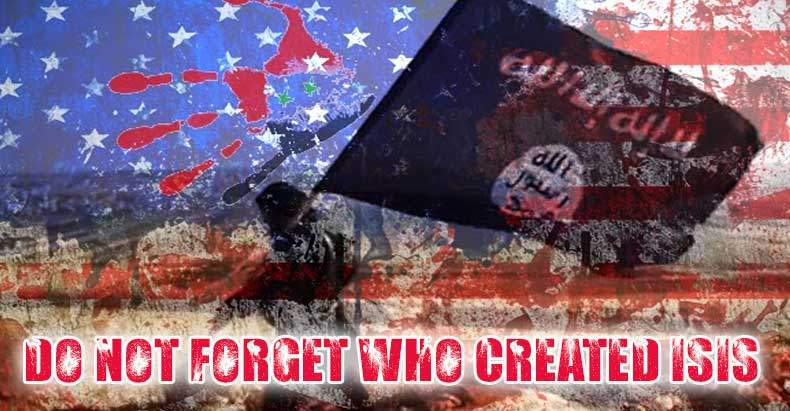 who-created-isis