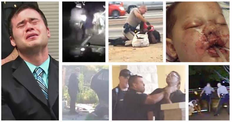 As-the-Media-Focused-on-One-Guilty-Rapist-Cop---These-6-Criminal-Cops-Cleared-the-Same-Week