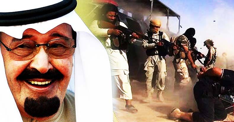 Saudis-Lead-Muslim-Coalition-to-'Fight-Terror'---Pledge-to-Drop-More-Bombs-to-Incite-More-Terror