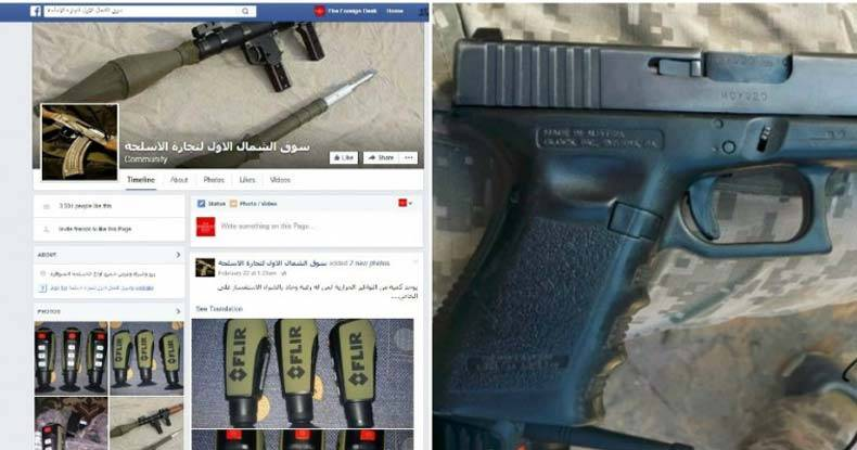 The-CIA-Has-Given-So-Many-Weapons-to-Syrian-Jihadis,-ISIS-is-Now-Selling-Them-on-Facebook