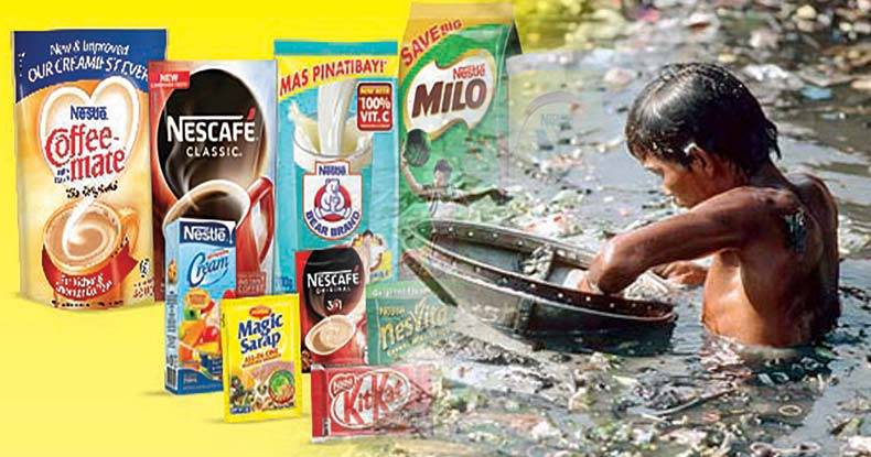 Nestlé Just Admitted to Using Slaves - Here's a List of