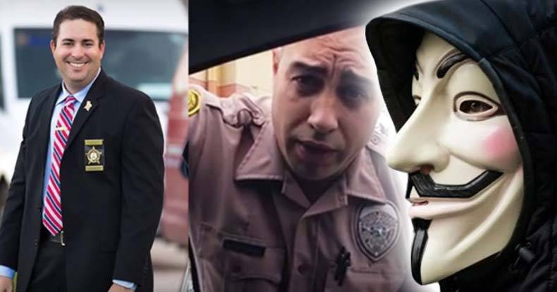You-Should've-Expected-Us----Cop-Who-Doxed-Innocent-Woman-Now-the-Target-of-Anonymous