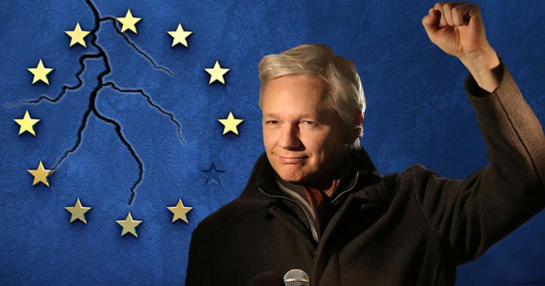 Brexit to Set Julian Assange Free