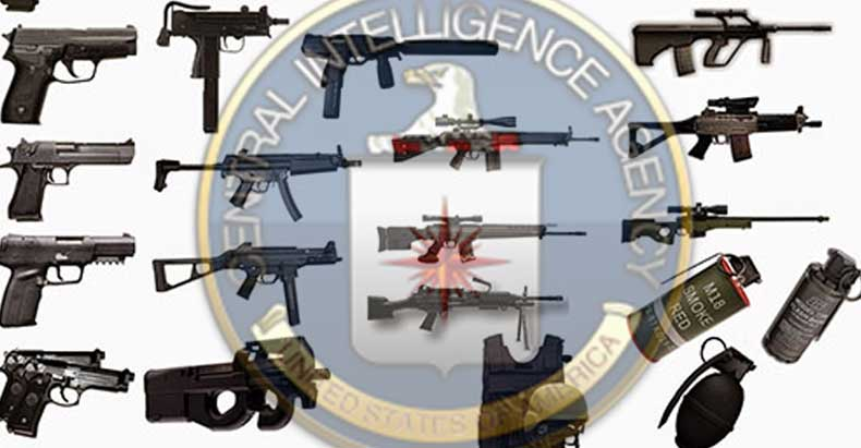 cia weapons