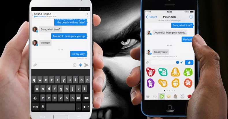 facebook messenger flaw