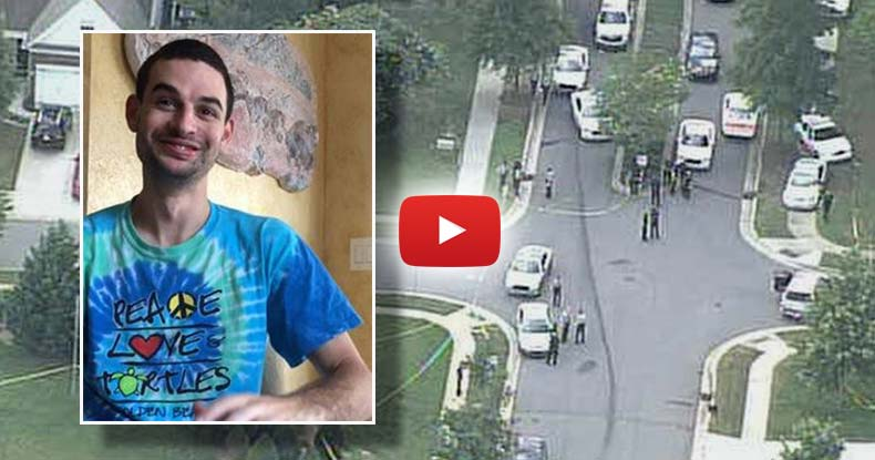Cop Shoots and Kills Unarmed Deaf Man as He Tries to Communicate Using Sign Language