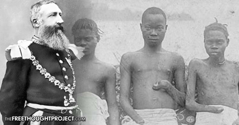 Europe's Forgotten 'Hitler' Killed Over 10 Million Africans -- But the West Erased it From History