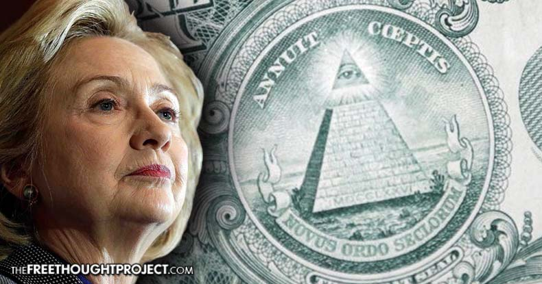 """Conspiracy Theorists Vindicated: FBI Docs Reveal """"Shadow Government"""" Protecting Hillary Clinton"""