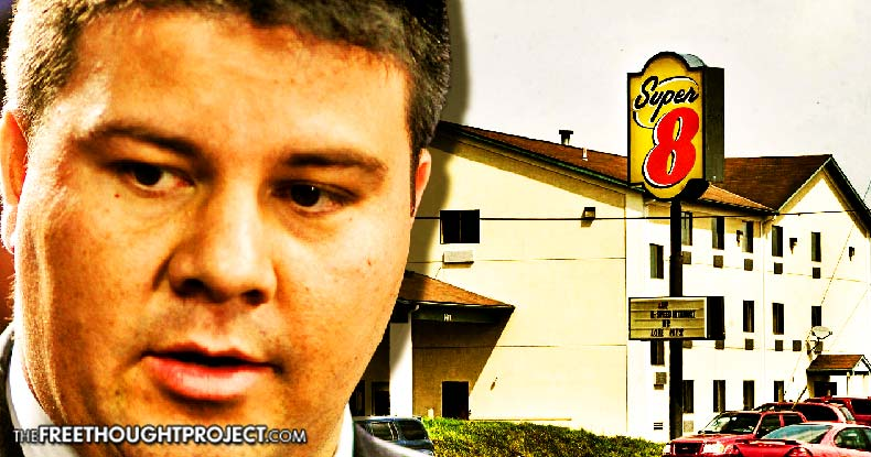 Shortey, motel