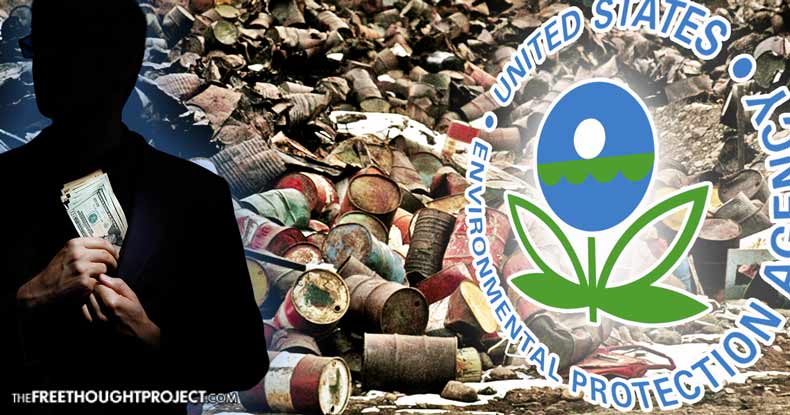 Smoking Gun Docs Released Proving EPA/Chemical Companies Conspiracy