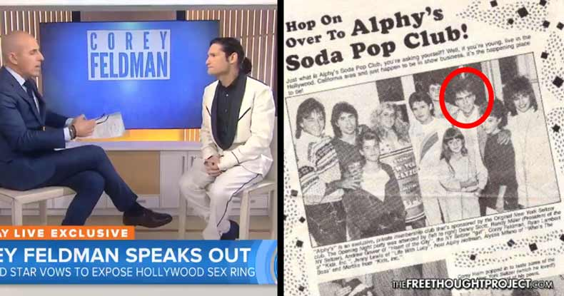 Corey Feldman May Have Just Revealed One Of His Alleged Predators On