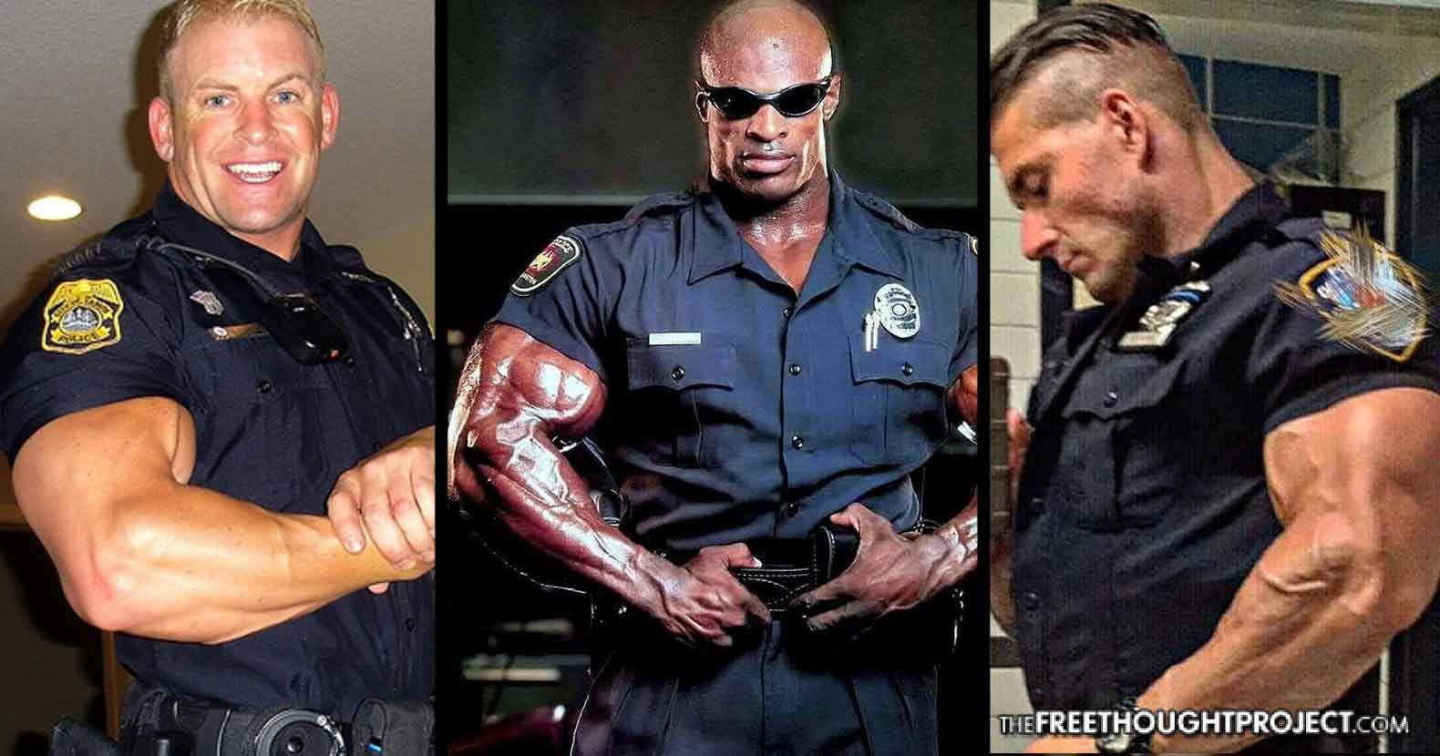 Cops Busted Running Major Steroid Ring—Selling Roids to
