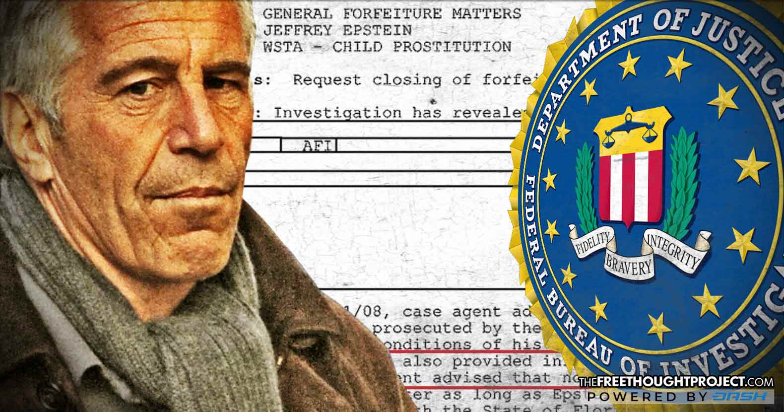 "FBI Investigating ""Criminal Enterprise"" In Connection With Arrested Epstein Guards"