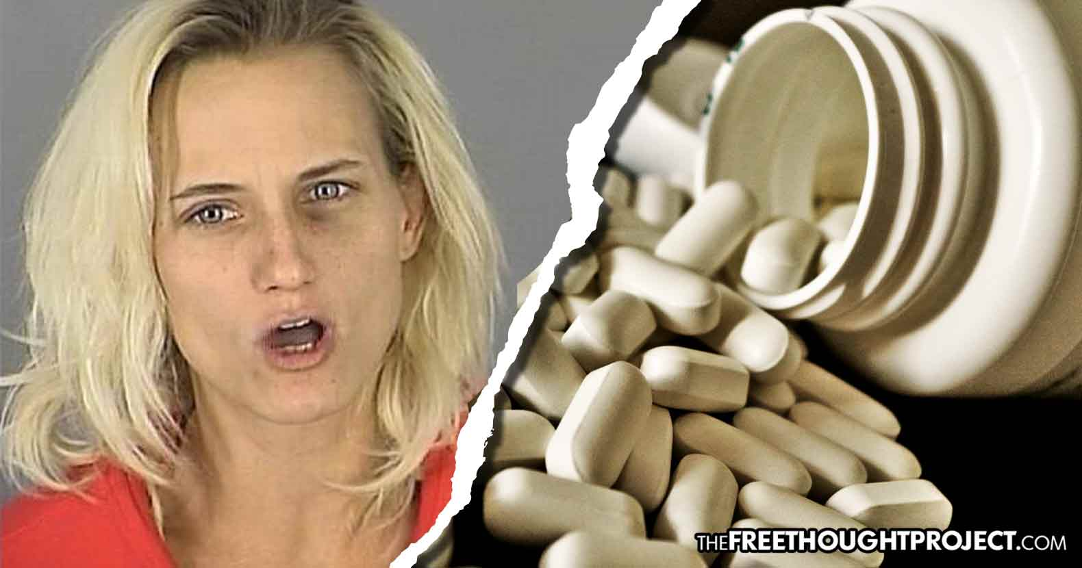 Taxpayers to Be Held Liable After Cops Mistake Vitamins for Opioids