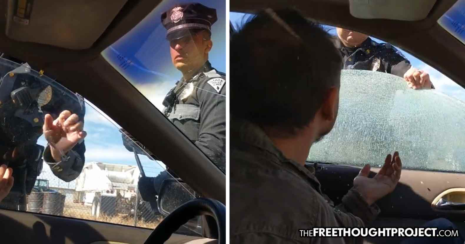 Stupendous Exclusive Cops Break Window Drag Couple From Car After Unemploymentrelief Wooden Chair Designs For Living Room Unemploymentrelieforg