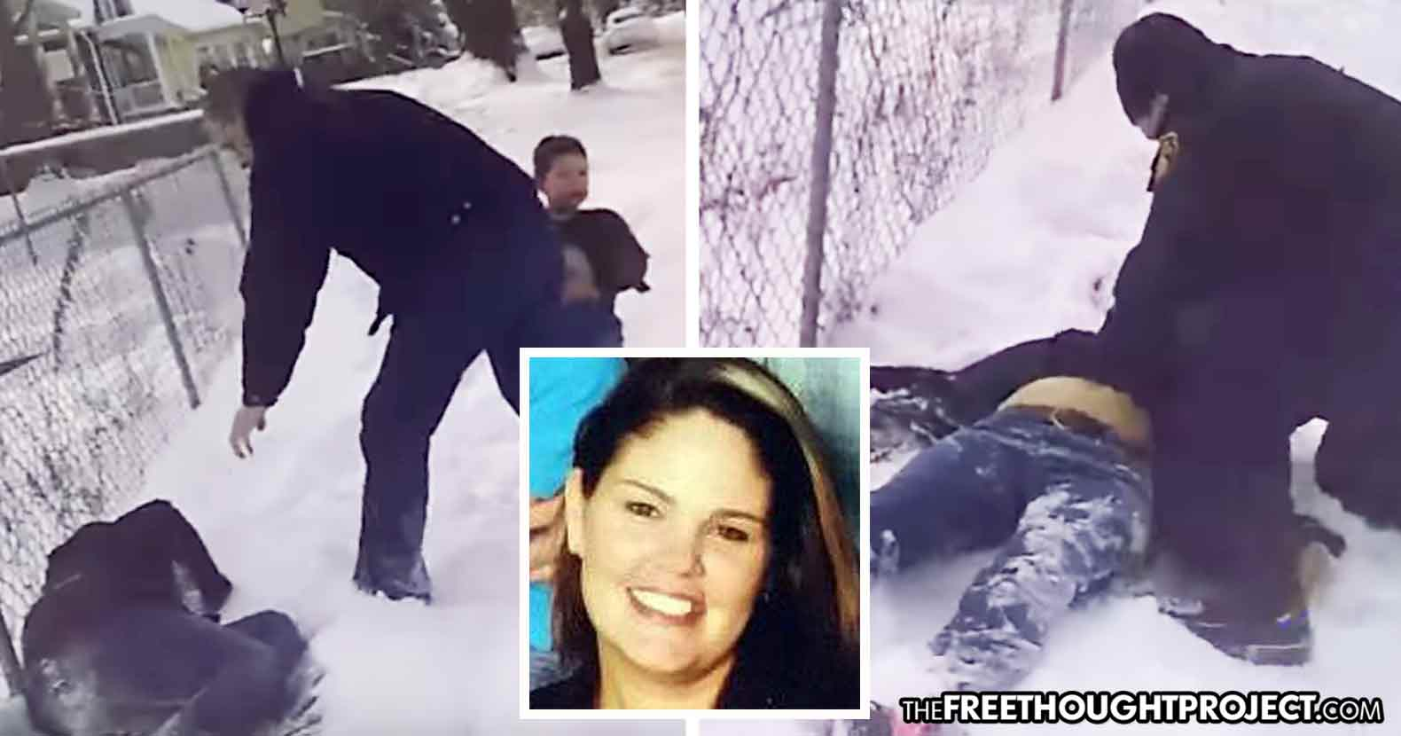 This Is The Video Police Didn't Want You to See, Showing Cop Shoot at Dog, Kill Innocent Mom Instead