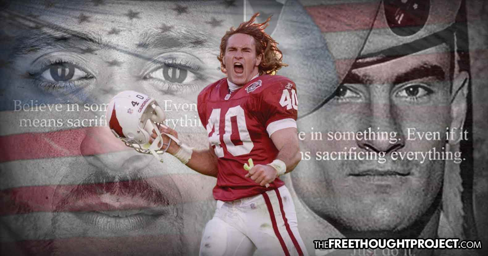 sale retailer 5f1ed b36e0 Right Ignoring How Gov't Disgraced Pat Tillman's Death as ...