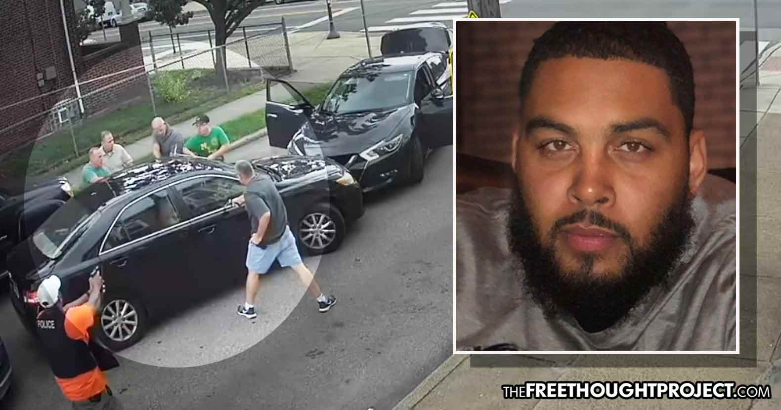 WATCH: Plainclothes Cops Surround Unarmed Father of 3 and Murder Him